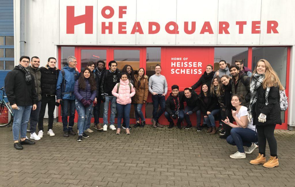 HEISSER SCHEISS: Besuch bei Hof Alutec (Jan. 2018)