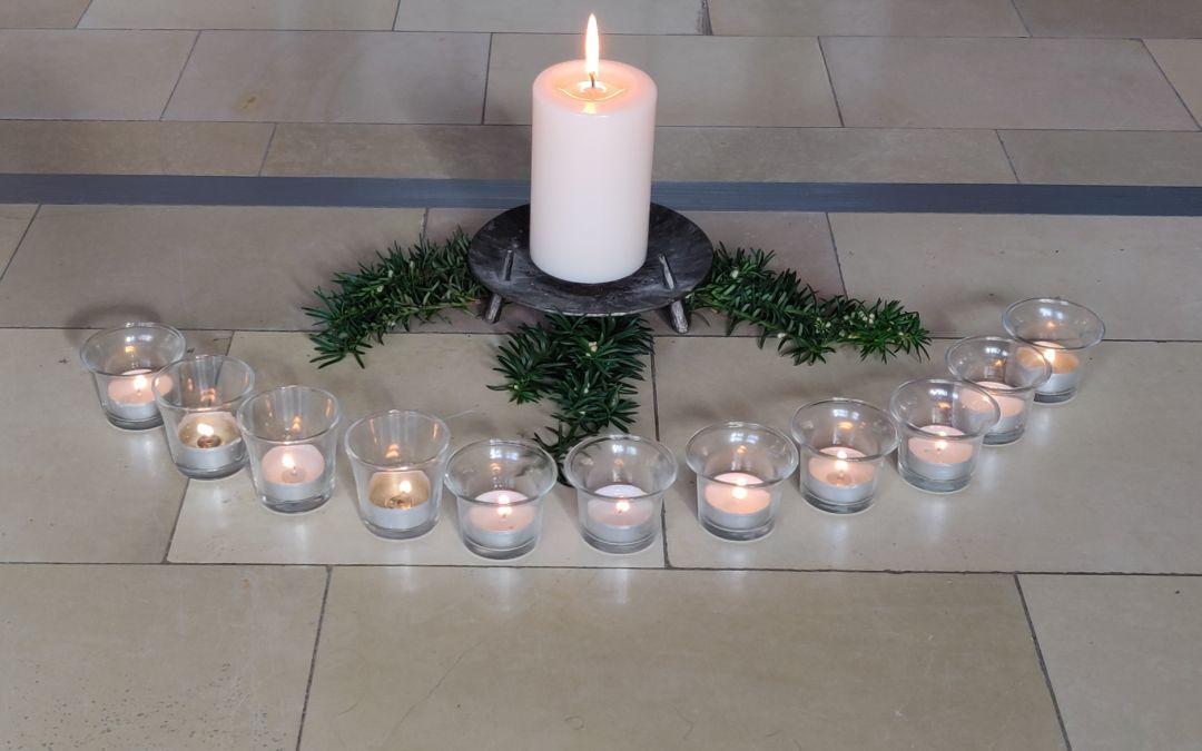 Gedenken an die Opfer von Hanau (Feb. 2020)